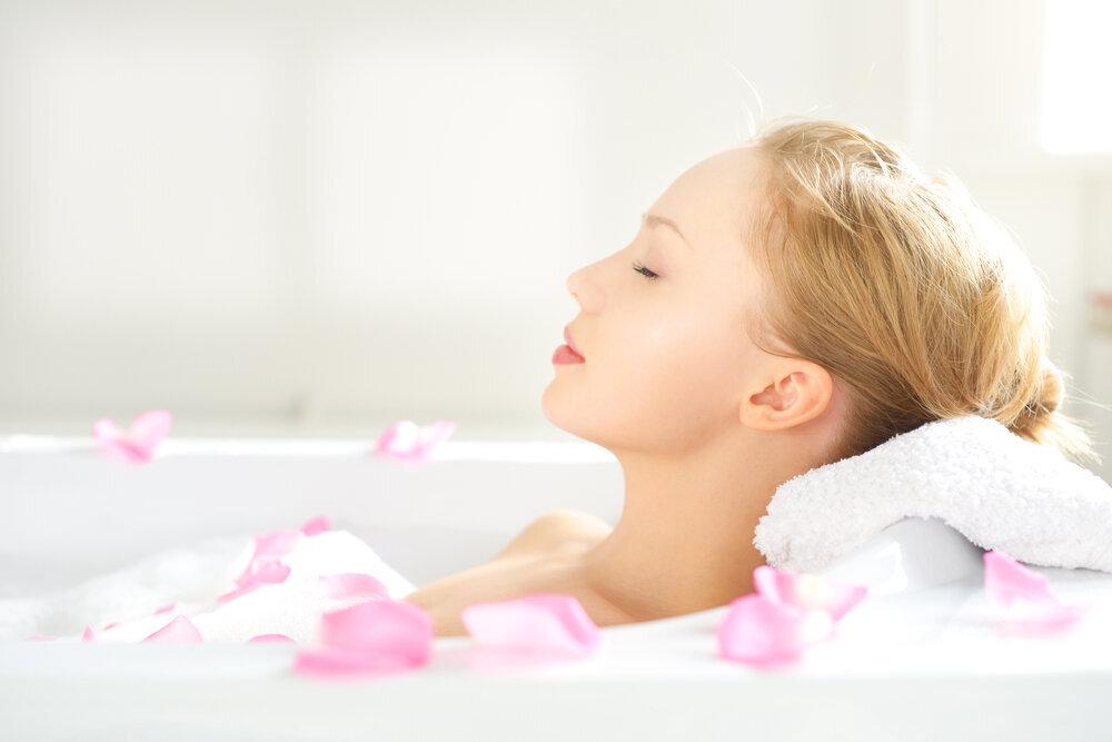 冬のボディケアはバスタイムから。正しい入浴方法やお手入れの仕方を解説 - Her ELEGANCE