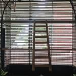 インコ、小鳥用のはしご、ついでにブランコも作っちゃう!