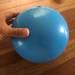 ストレートネック、頸椎ヘルニアよう矯正ボール2種