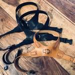 【DIY】レザークラフト、犬のハーネス作りに挑戦!