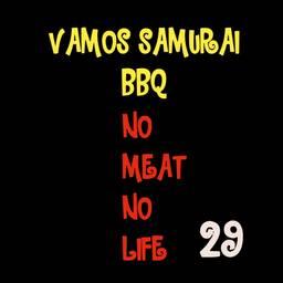 VAMOS SAMURAI BBQ
