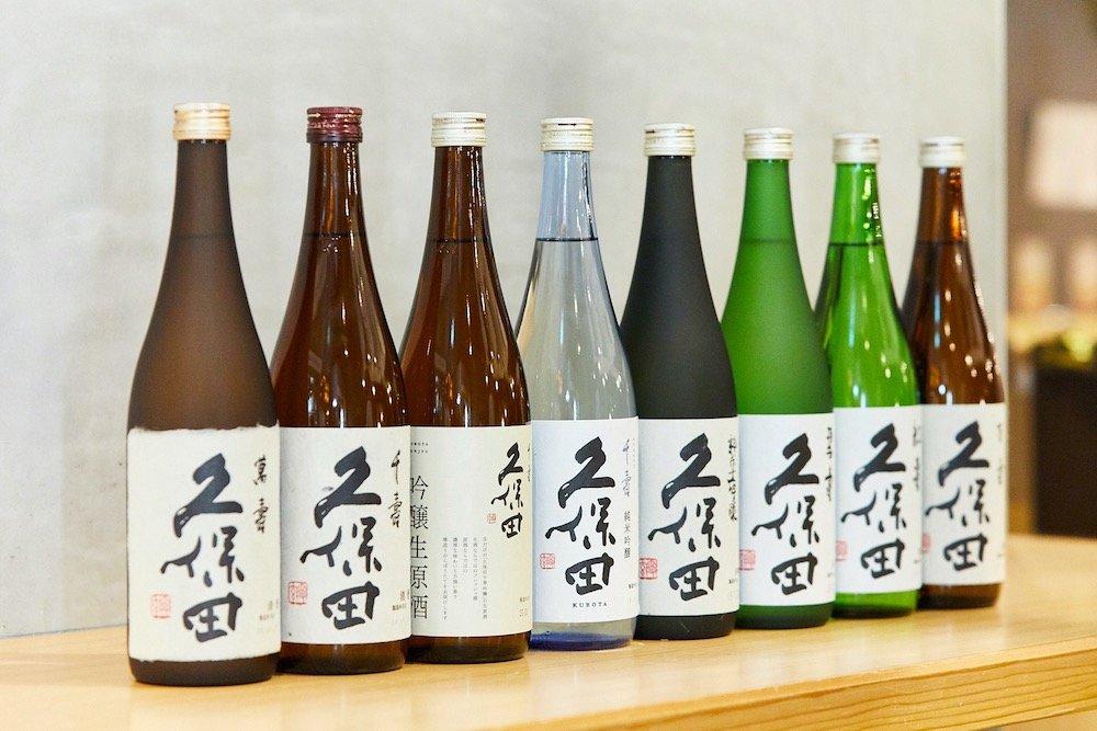 日本酒「久保田」の種類と魅力とは?未来日本酒店で体験!新たな美味しさ・楽しみ方