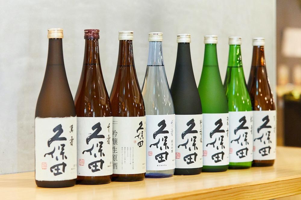日本酒エキスパートが教える「久保田」の魅力!あなたにピッタリな一本はどれ?