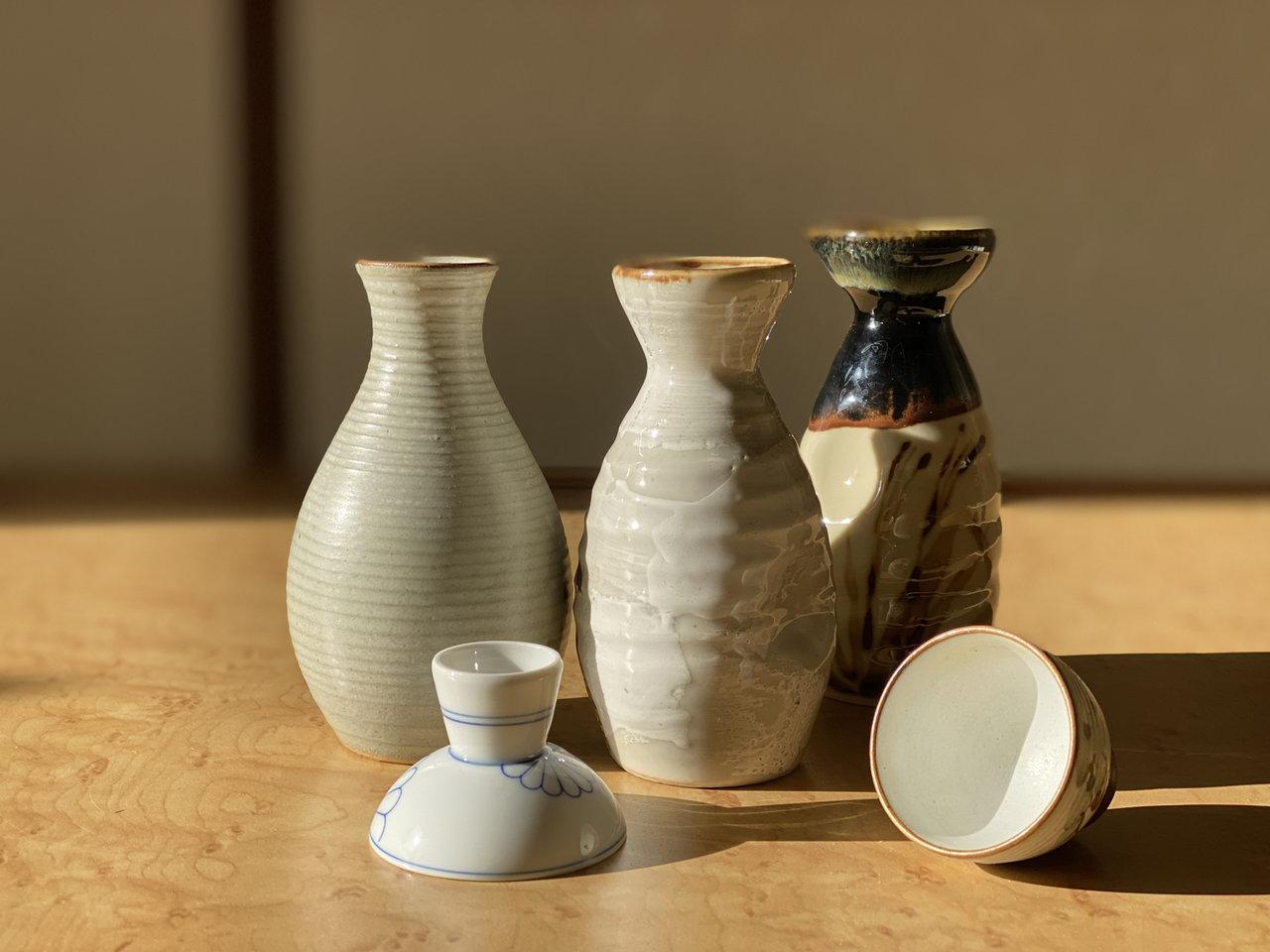 徳利で日本酒をもっと楽しく。選び方や使い方をご紹介