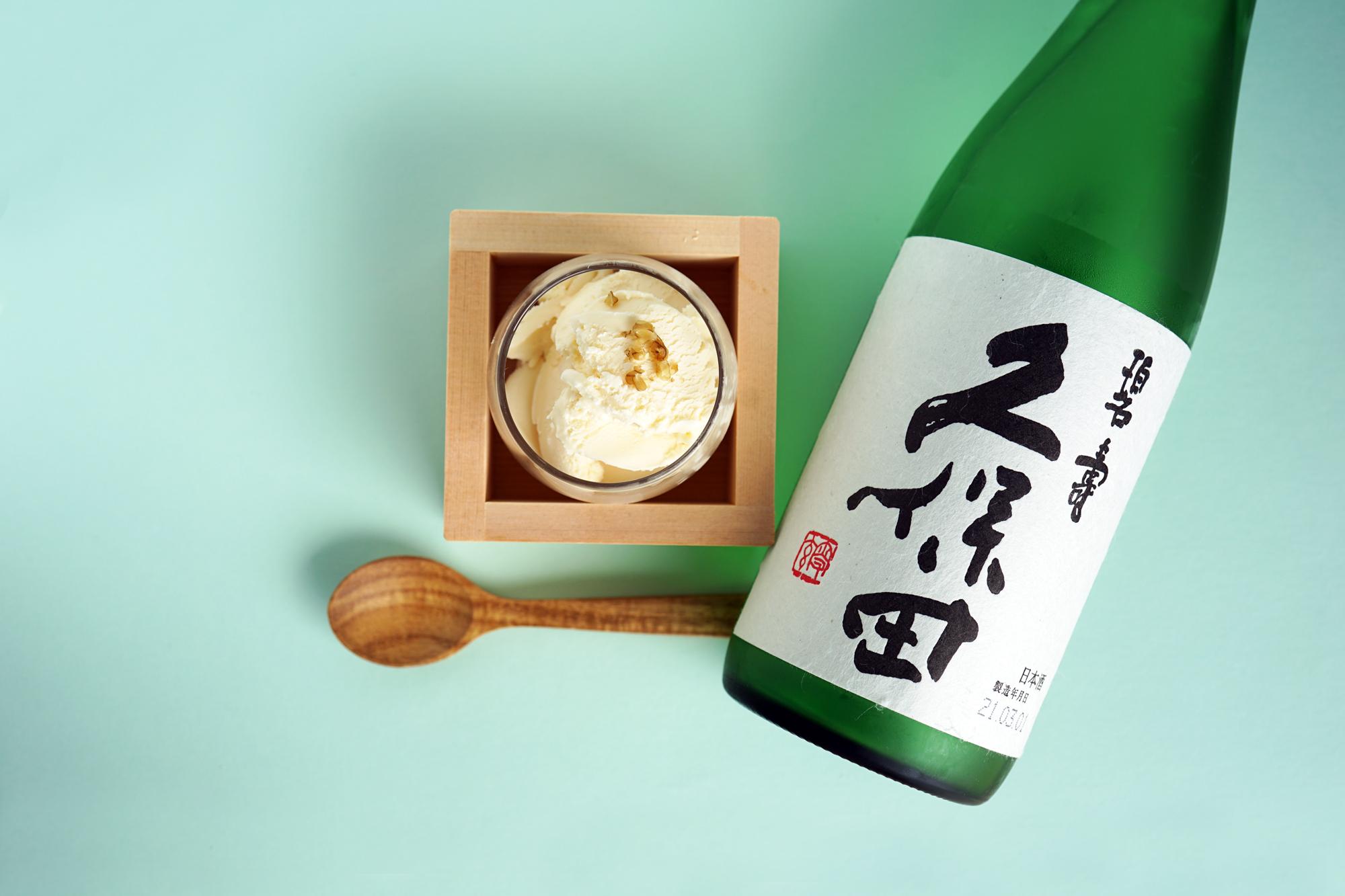 お家で日本酒×アイスクリームを楽しもう!相性のよい組合せ5選