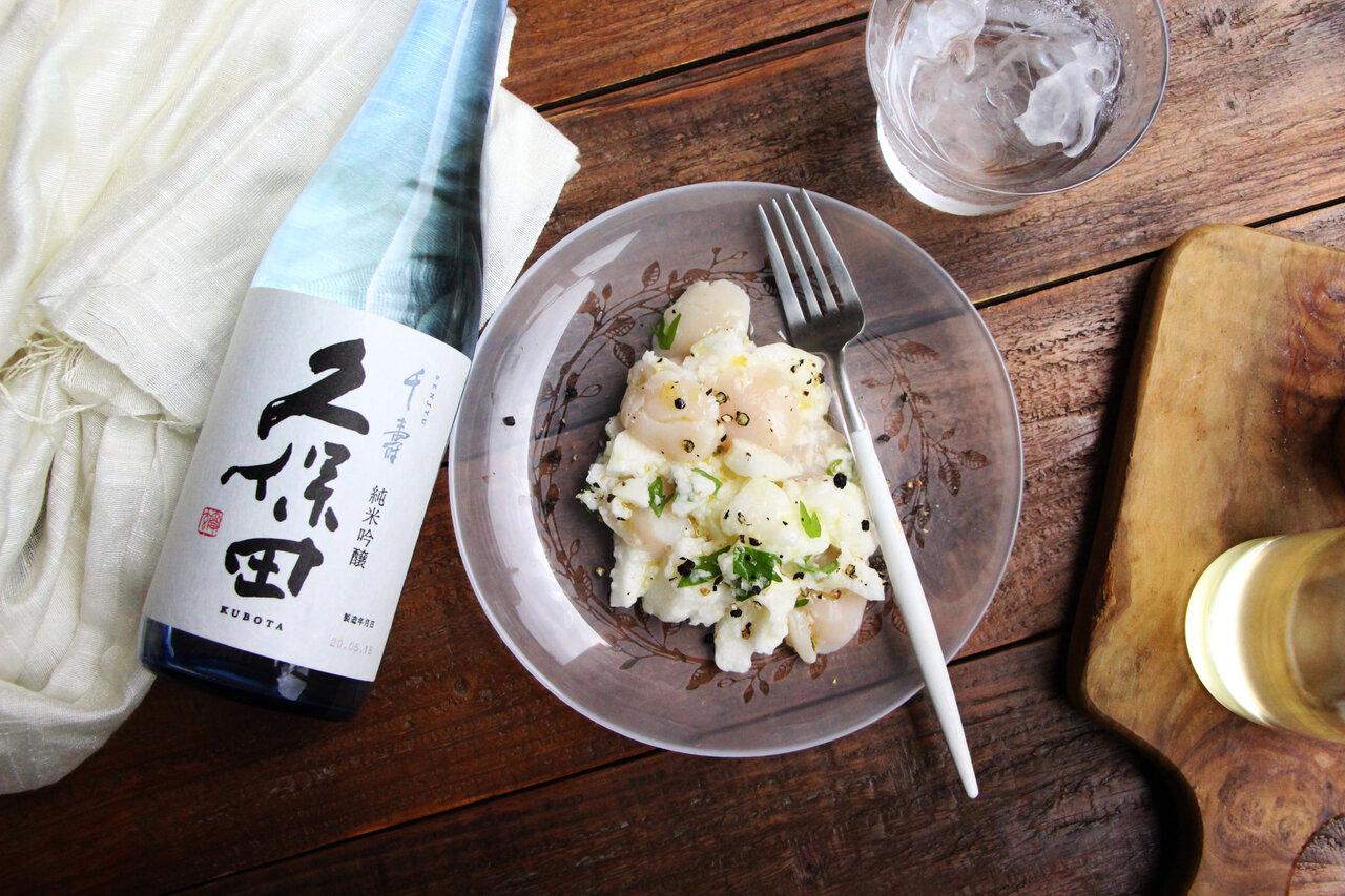 人気居酒屋シェフ考案!「久保田 千寿 純米吟醸」と合う夏のおつまみレシピ3選