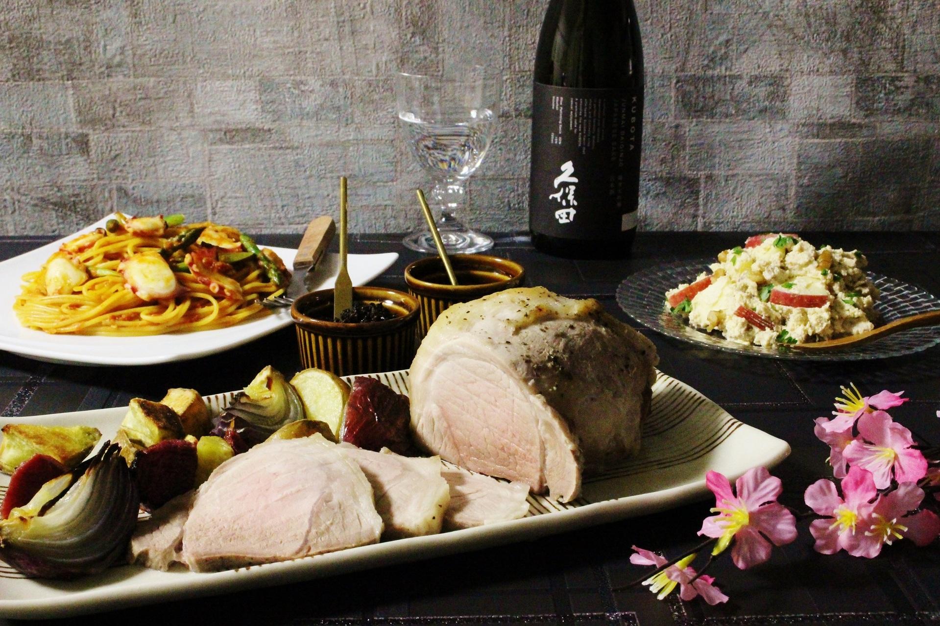 日本酒×イタリアン!おうちで楽しめる簡単レシピと、合う久保田を紹介