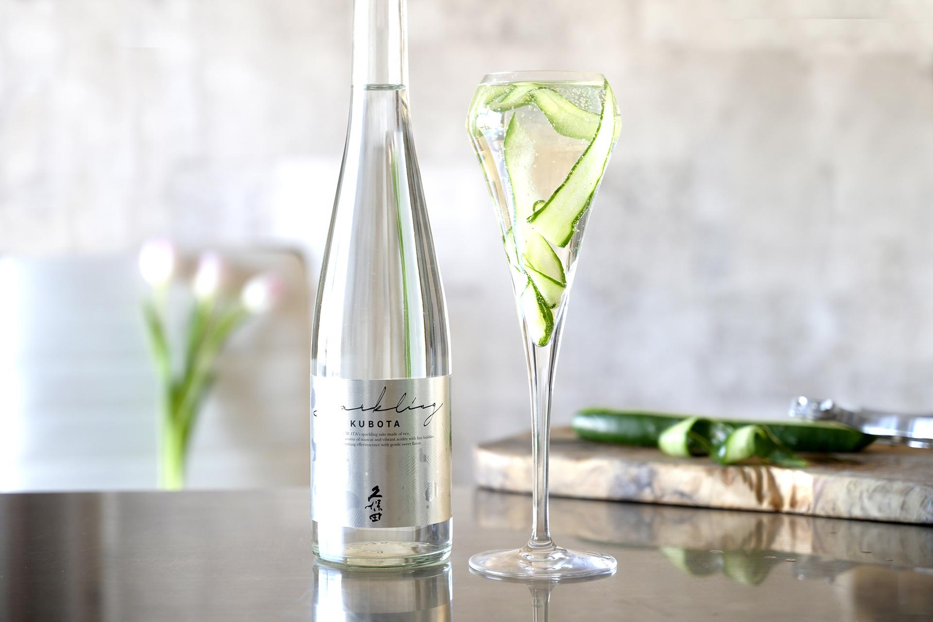 梅雨もすっきり!簡単アレンジのスパークリング日本酒カクテル6選