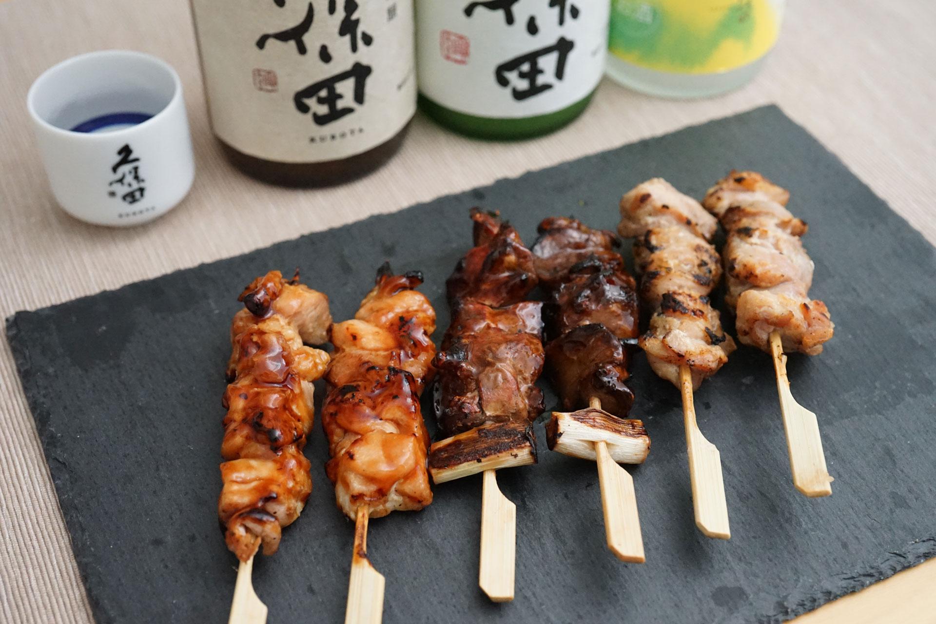 焼き鳥と日本酒、そのペアリングにこだわろう!