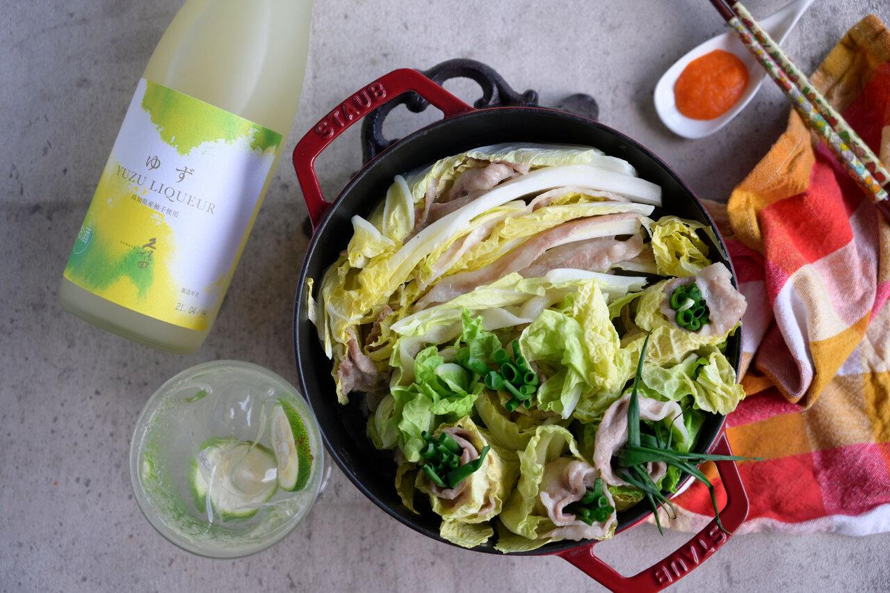おうちで簡単!本格お鍋レシピ|豚と白菜のミルフィーユ鍋