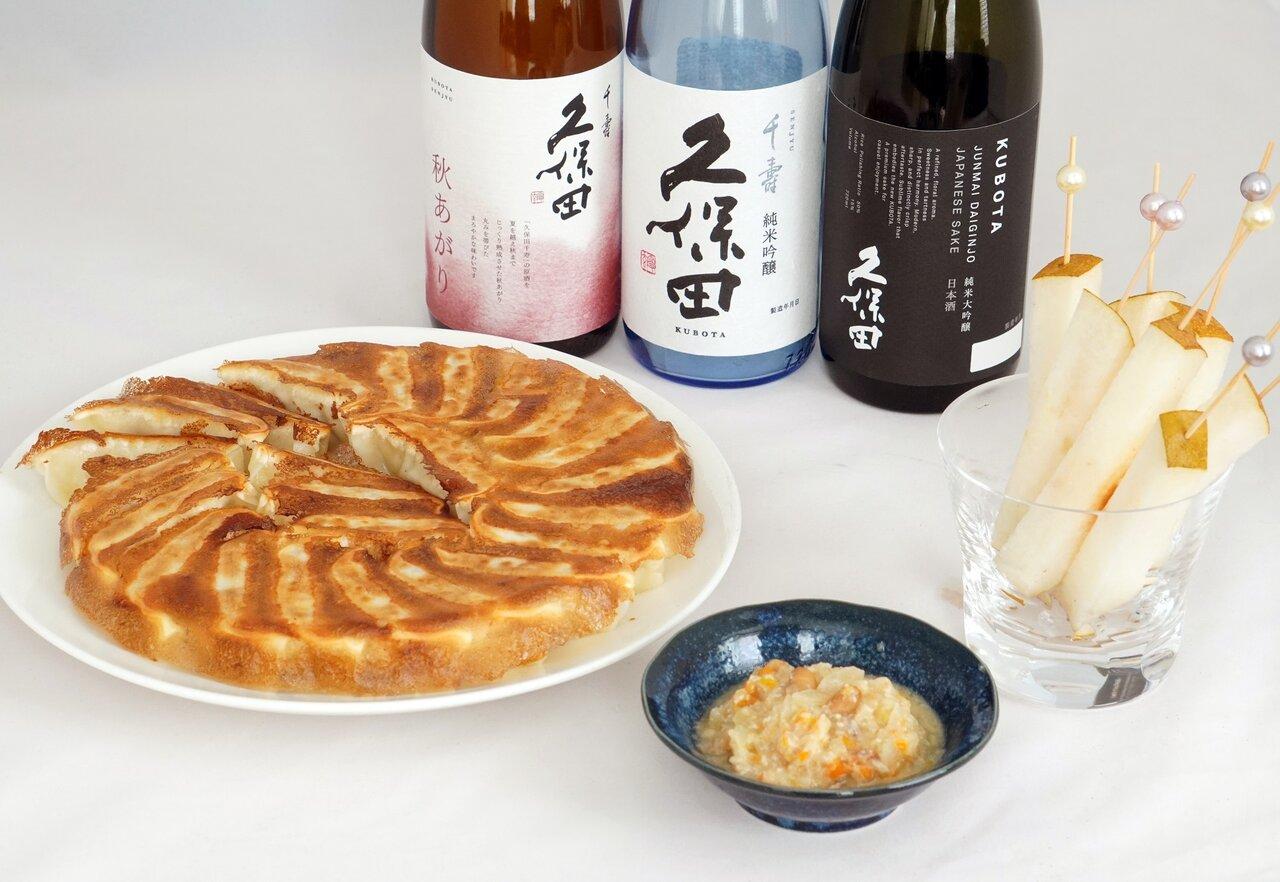 日本酒「久保田」と楽しむ、栃木県のご当地グルメ3選