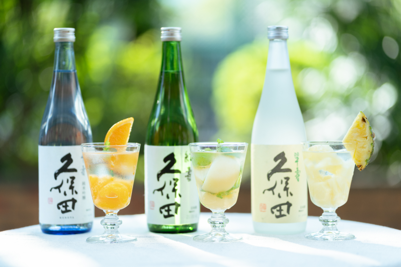 フルーツ缶×日本酒で簡単おいしいカクテルを3種類作ってみた!