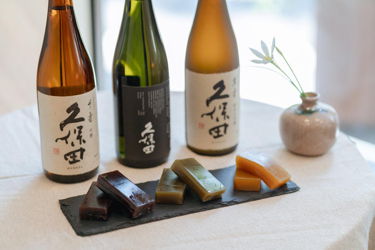 日本酒×和菓子ペアリング実験!羊羹に合う久保田は〇〇