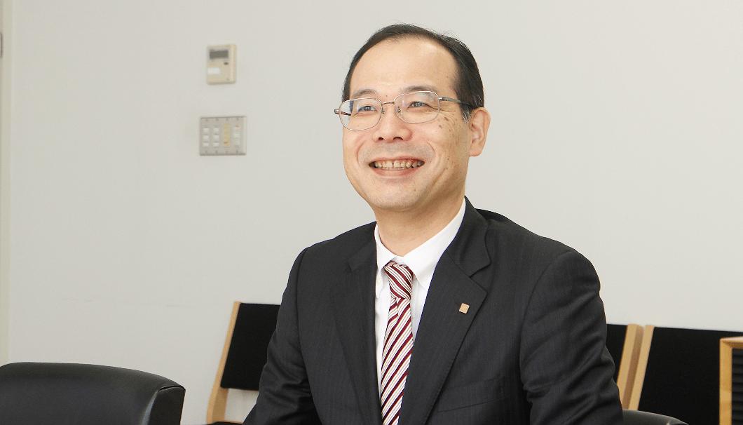 朝日酒造の取締役社長・細田康さん