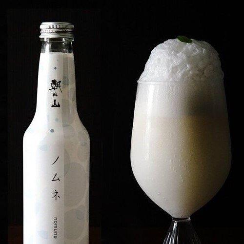 ノムネ×アイス=クリーム酒ーダ