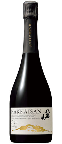 八海醸造「瓶内二次発酵酒 あわ 八海山」