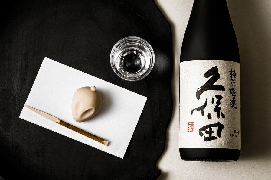 和菓子と日本酒の組み合わせ方