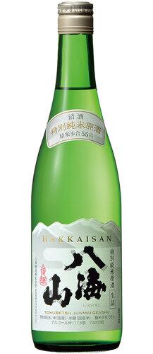 特別純米原酒 八海山