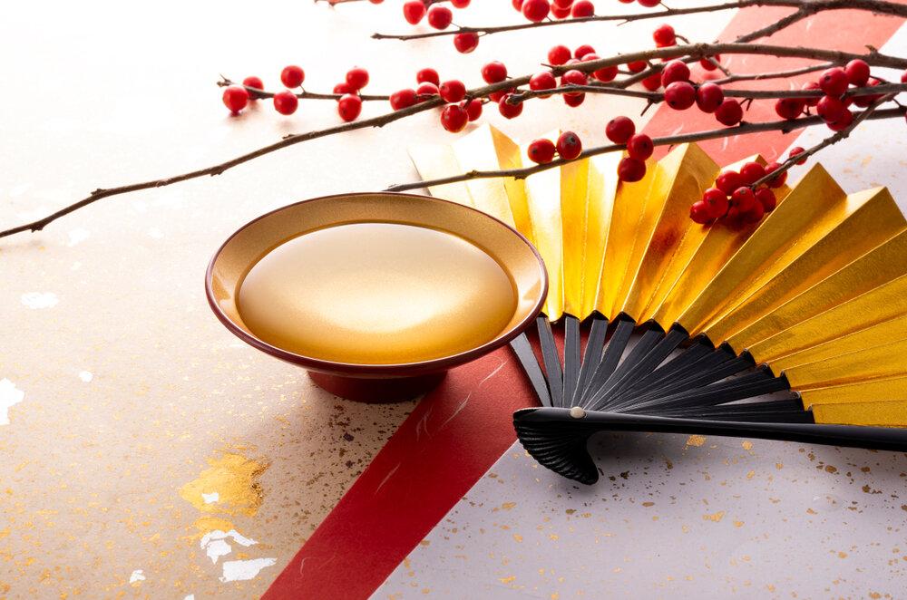 正月と日本酒