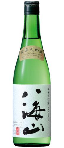 八海山の瓶