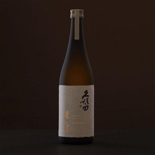 純米大吟醸「久保田 萬寿 自社酵母仕込」の商品画像