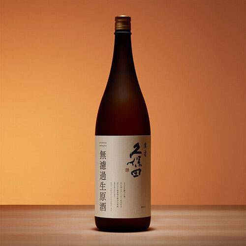純米大吟醸「久保田 萬寿 無濾過生原酒」の商品画像