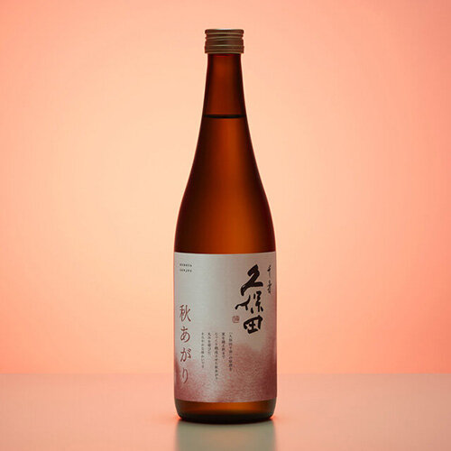 吟醸「久保田 千寿 秋あがり」の商品画像