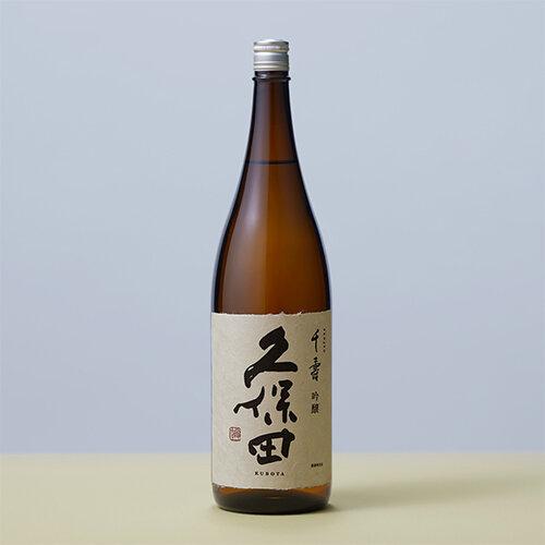 吟醸「久保田 千寿」の商品画像