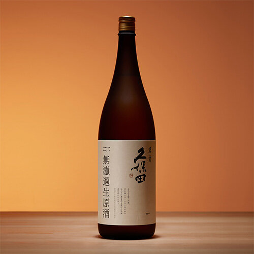 「久保田 萬寿 無濾過生原酒」の商品画像