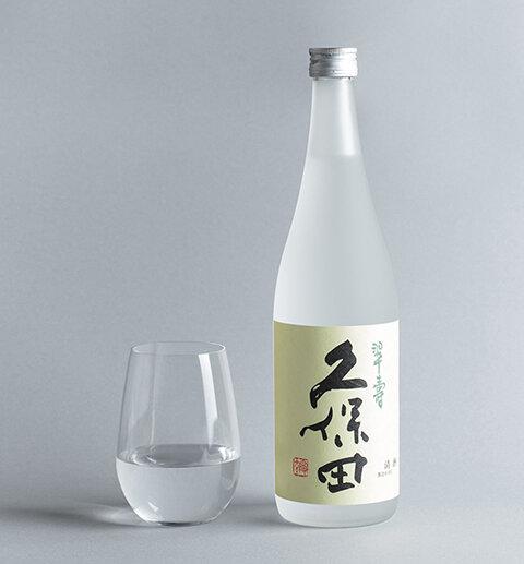 「久保田 翠寿」(大吟醸・生酒)の商品画像