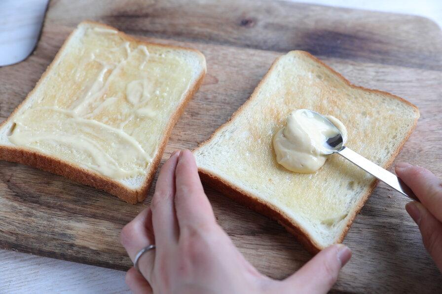 トースト作り
