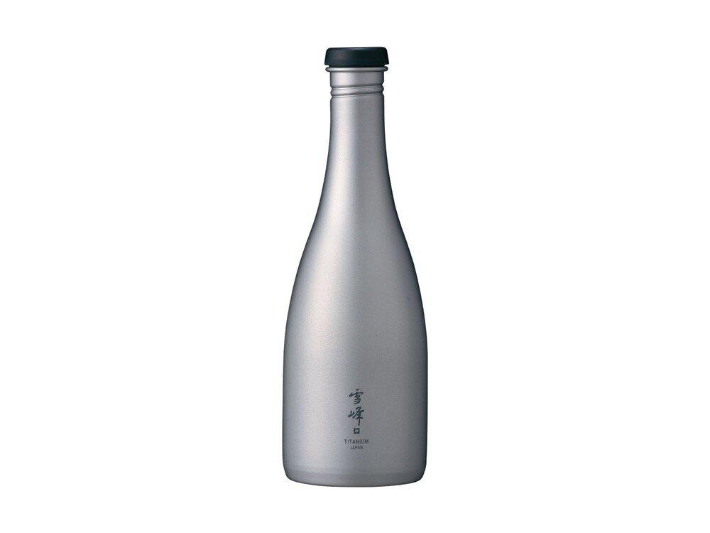 Snow Peak 酒筒Titanium
