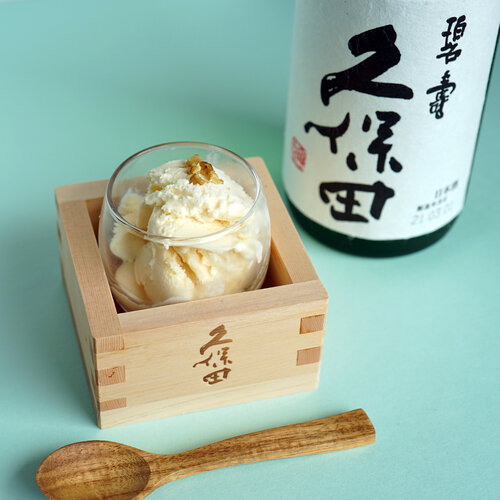 久保田 碧寿×濃厚タイプアイス