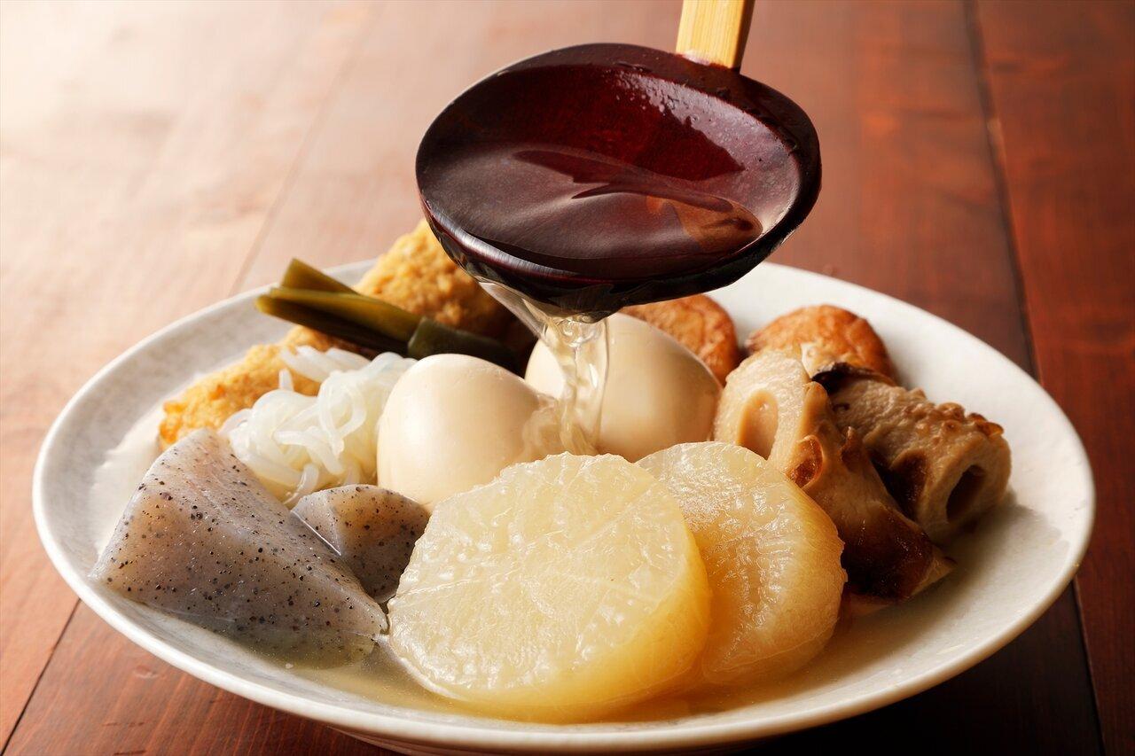 2月22日はおでんの日。一度は試したい日本酒の「だし割」の魅力を紹介 - KUBOTAYA
