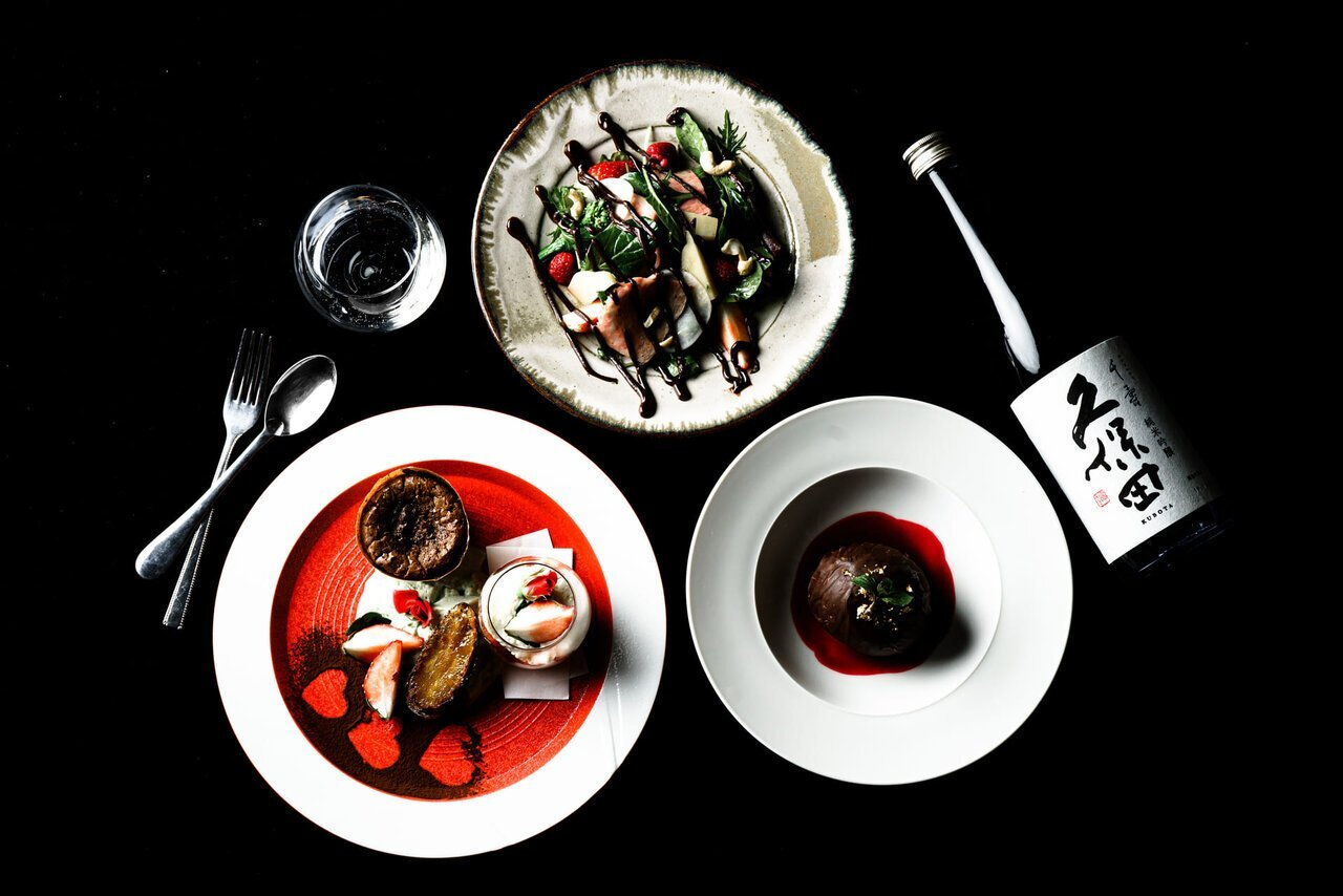 """""""おうちバレンタイン""""には日本酒とチョコレートを。おすすめの組み合わせやレシピを紹介 - KUBOTAYA"""