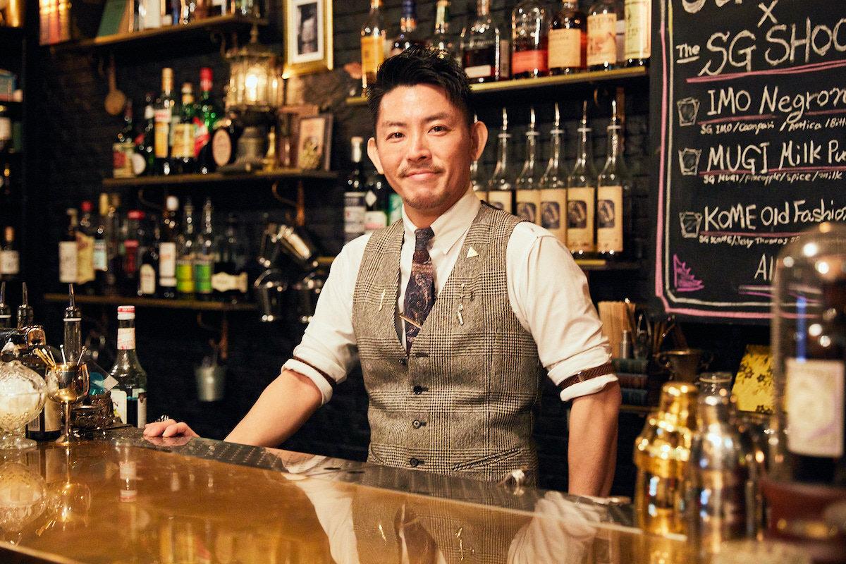 日本酒カクテルが美味しい!次世代のバーテンダーに教わる自宅レシピや楽しみ方 - KUBOTAYA