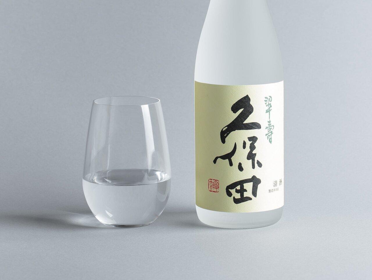 季節限定のみずみずしい生酒、「久保田 翠寿(すいじゅ)」の魅力に迫る - KUBOTAYA