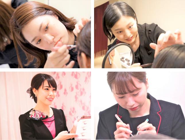 【美容師の就活】眉・まつげなどパーツ美容の道へすすむ学生の志望動機