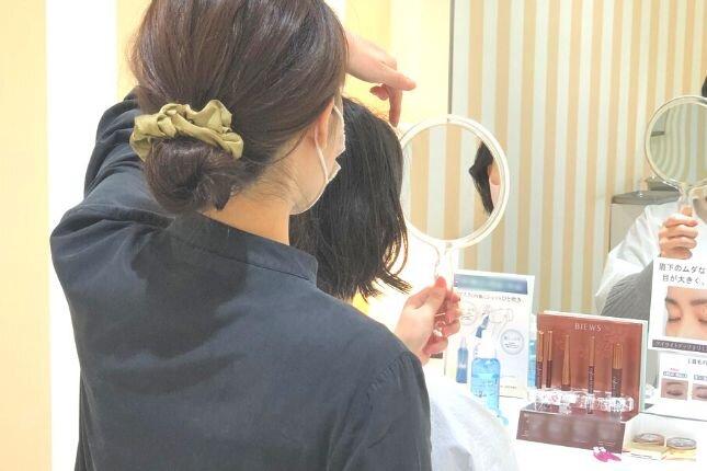 美容師資格を活かしたい!【ビューズ】で見つけた新しい働き方
