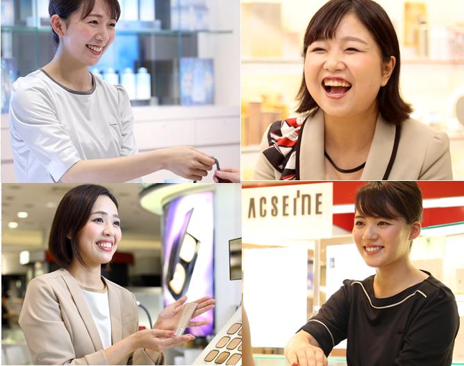 【新卒】店舗やスタッフの雰囲気は?ピアスグループを志望する方の疑問を解消