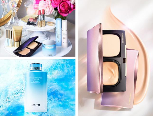 ピアスグループが展開する化粧品ブランド