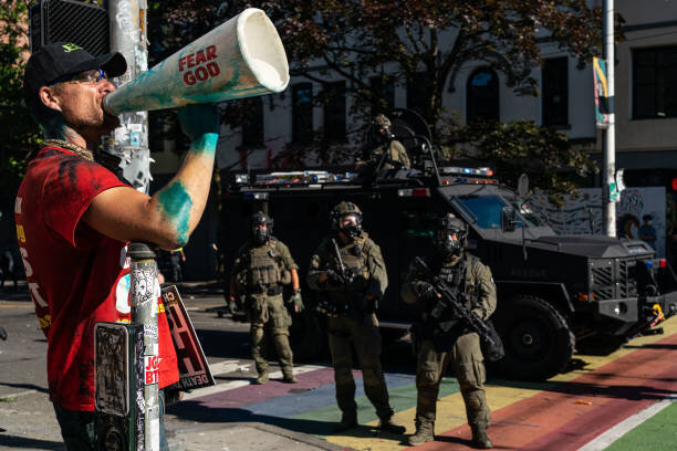 BLMの現実:シアトル「自治区」の迷夢