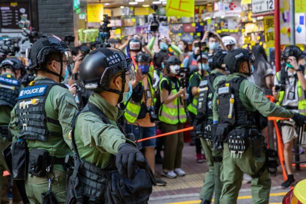香港情勢解説~どちらが冷戦思考なんだか(『WiLL』1...