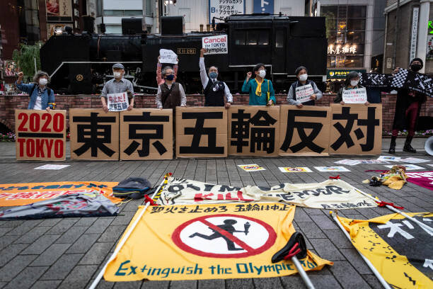 朝香豊:東京五輪「中止」の危うい既成事実化