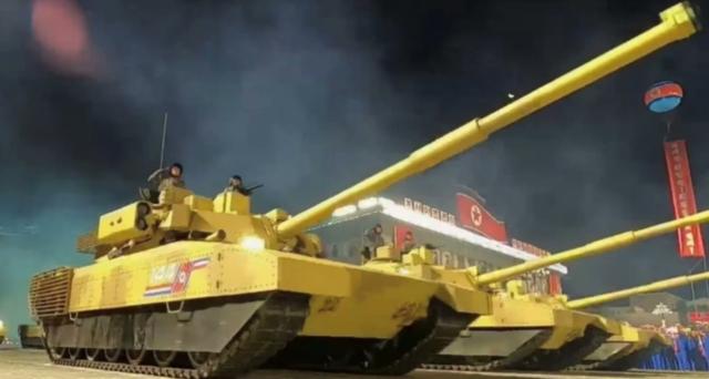 北朝鮮「ベージュの戦車」の正体