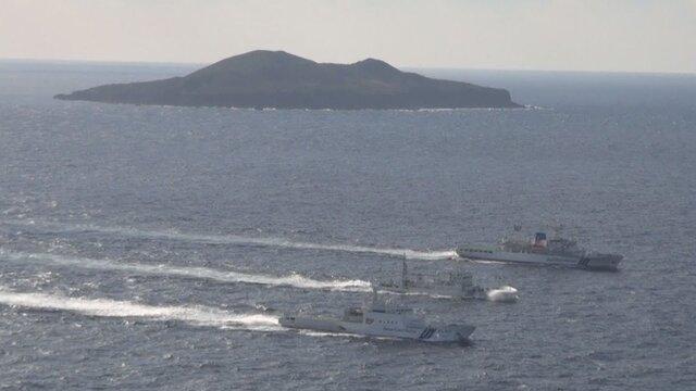 【橋本琴絵】中国「海警法」――いまこそ海保の武器使用基...