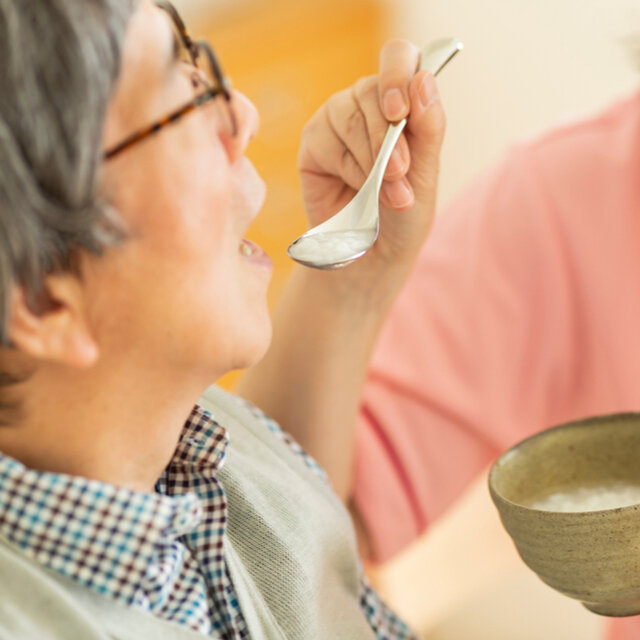 高齢者の介護食「ミキサー食」とは?