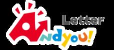 Andyou!Letter (アンドユーレター) | 「楽しい」を、あなたに届ける