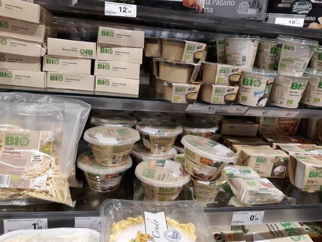 イタリア旅行のお土産に!スーパーで買える本格オーガニック食材