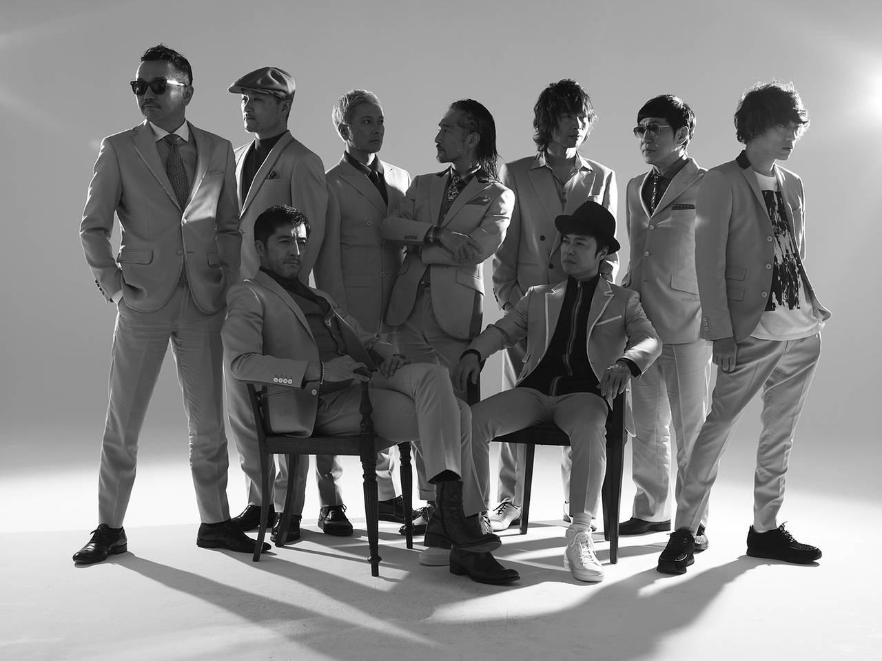スカパラ、デビュー30周年イヤーKICK OFFワンマンライブと初のJAMセッションTOURの開催決定!